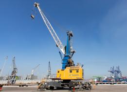 LIEBHERR LHM 150 Mobile Crane (1)