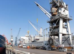 KOCKS Dock Crane (Two)